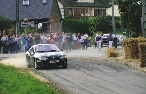 Mégane Rallye du Val de Bresle 2006