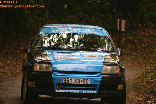 Toujours impressionnant ce rallye (D.MALLET)