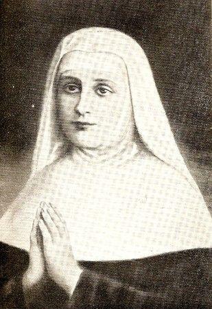 Bienheureuse Marie Céline de la Présentation