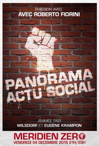 émission 257 panorama actu 11 2015.JPG