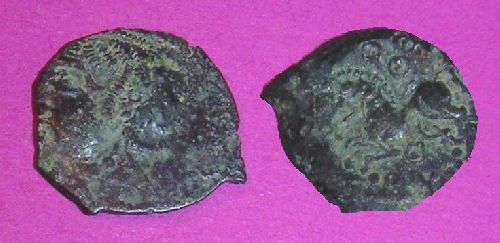 Bronze melde ROVECA POOYIKA