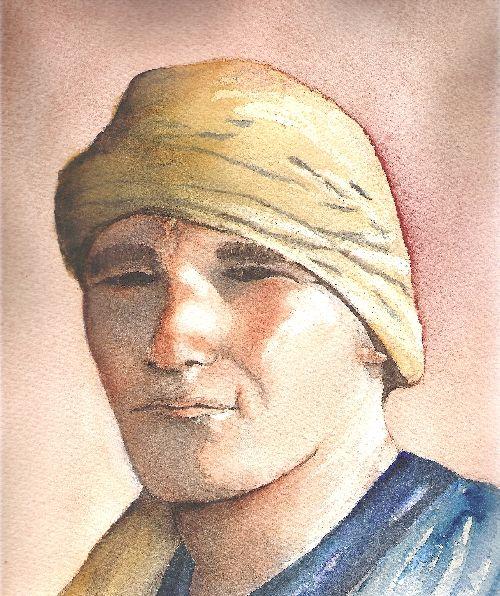 Homme au turban (2005)