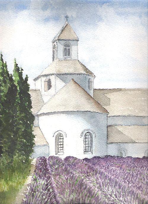 Abbaye de Sénanque (2005)
