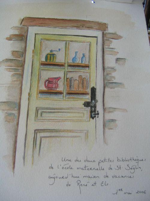 Carnet de voyage à St Séglin (2006)
