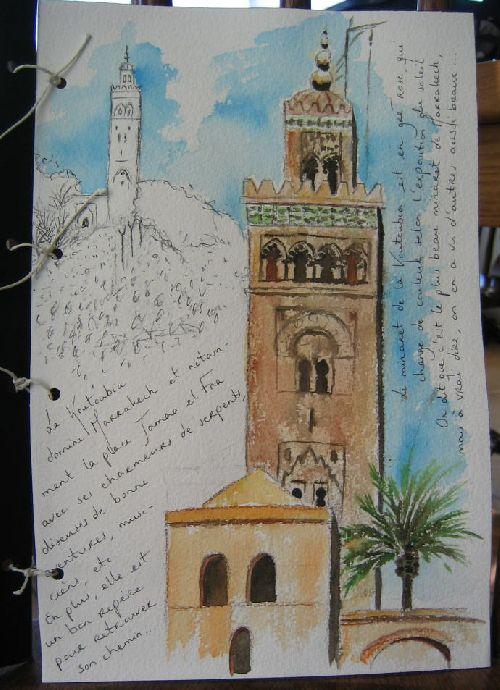 La Koutoubia Marrakech (Maroc 2006)