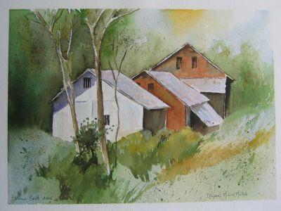 Paysage d'après Milind Mulick (2006)