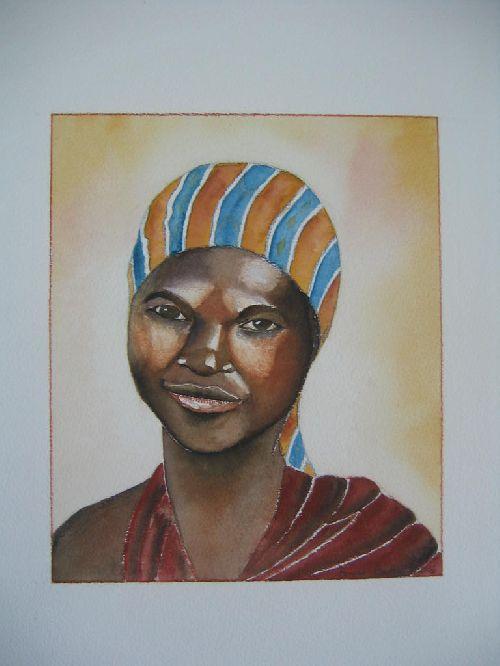 Portrait Africain (2006)