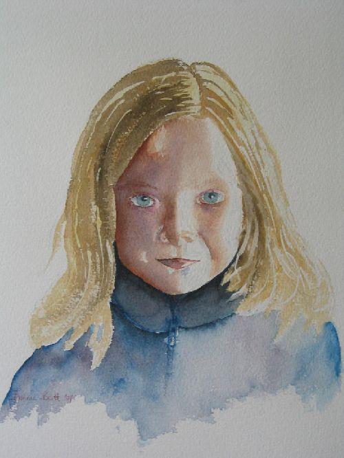 Camille, cadeau pour sa communion (2007) (offert)