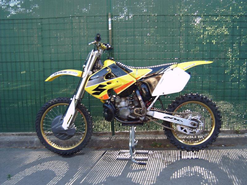 rm250 d'origine