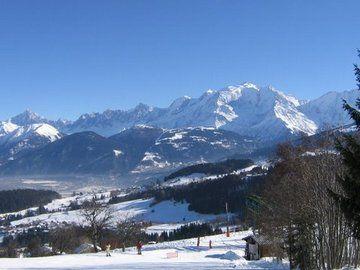 Frébouge et le Mont Blanc