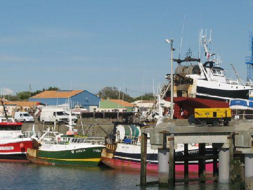 Port de la Cotinère