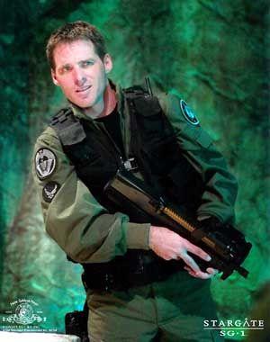 Stargate SG-1 Photo Cameron Mitchell 2