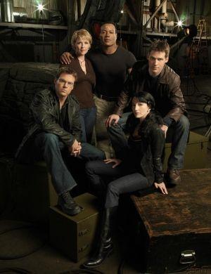 Stargate SG-1 Photo deuxième équipe 1