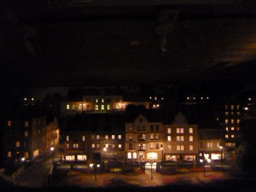 la ville de nuit