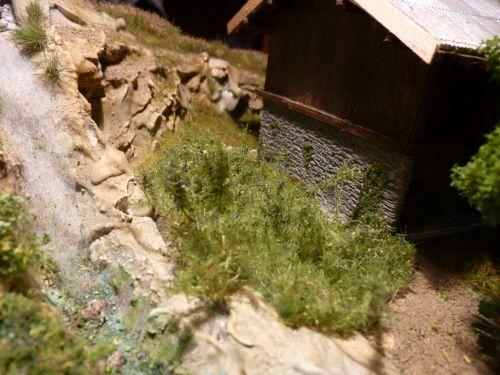 suite décor dela grange des cascades