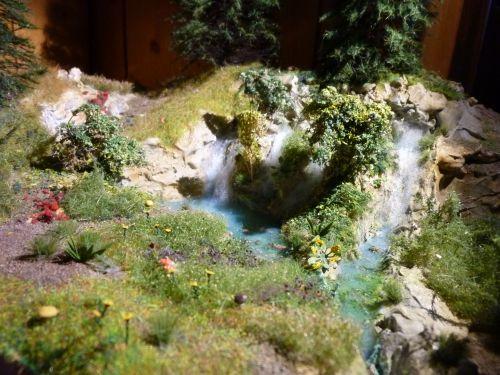suite du diorama