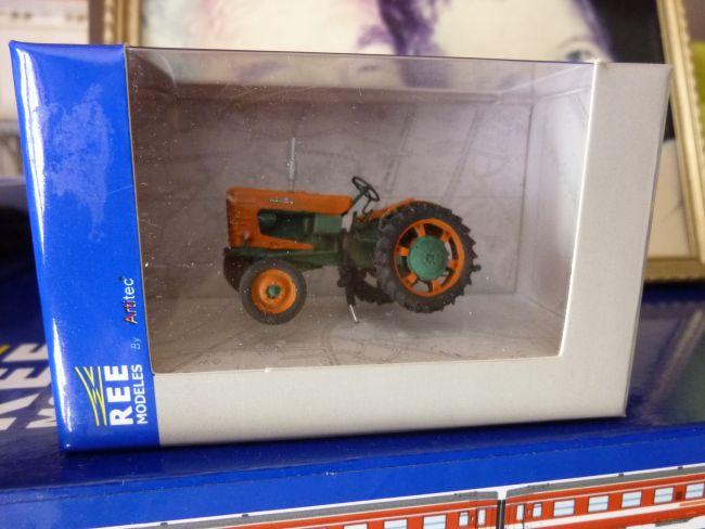 tracteur Somua