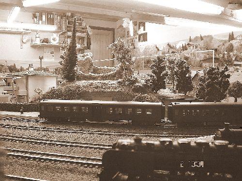 secteur de la gare