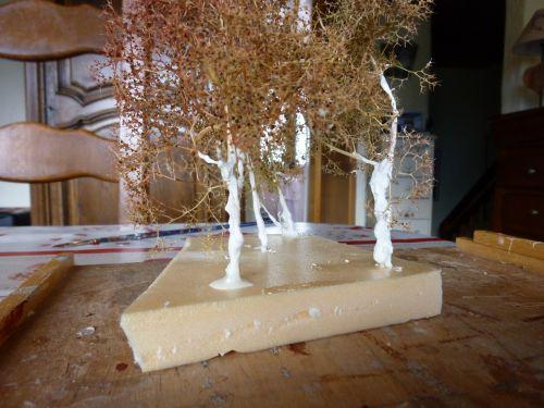 amélioration et fabrication d'arbre en Zeeschuim