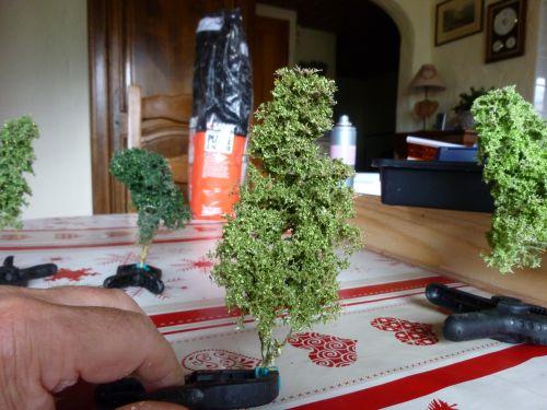 l'arbre terminé