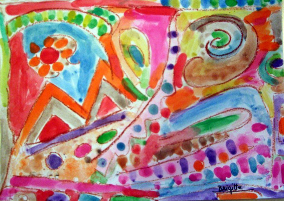 PAREJA Brigitte Artiste Peintre