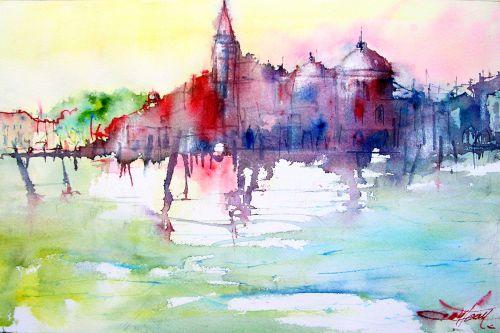 Bises de Venise /  Kisses from Venice