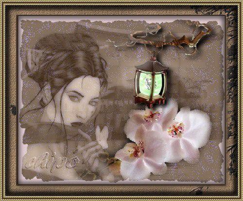 'La Geisha'