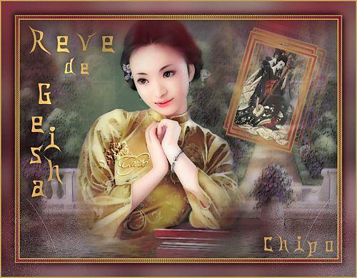 'Rêve de Geisha'
