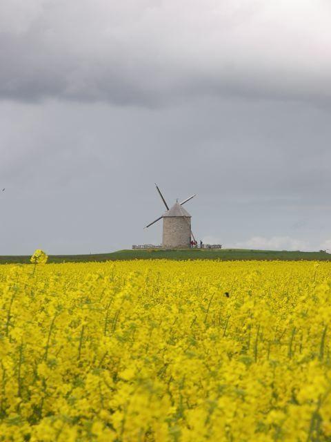 moulin de MOIDREY près du Mont