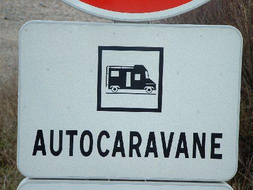 Interdiction de stationner pour les autocaravanes ! Bretagne 2006