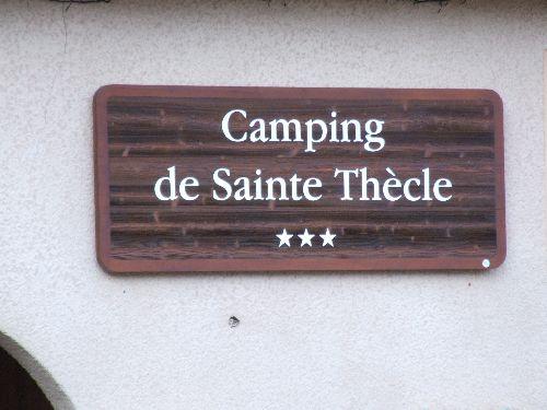 Une belle semaine en perspective au Camping de Sainte Thècle.