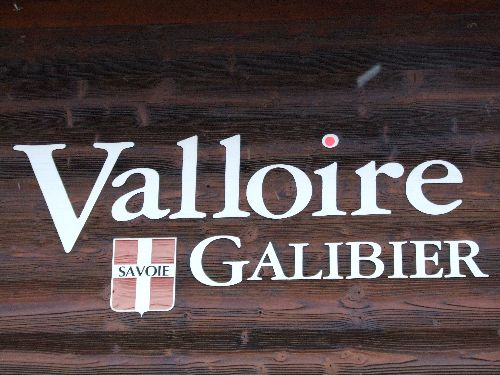 Bienvenue à Valloire.