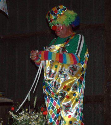 Clown et magicien... Un spectacle de choix !