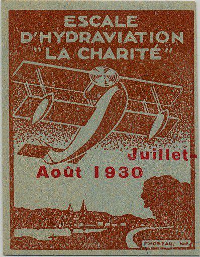 La Charité-sur-Loire 1930