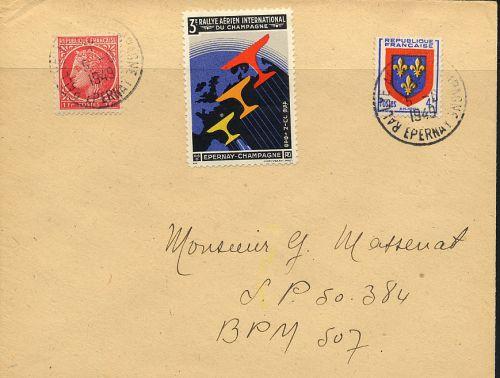 Epernay 1949