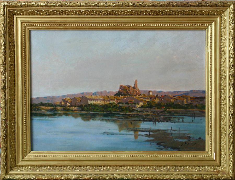 Gruissan avignon le peintre lina bill for Artiste peintre narbonne