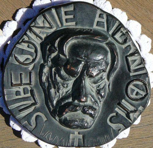 Médaille Léon Bloy