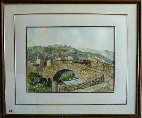 Le pont de Lagrasse