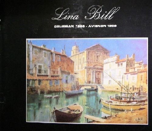 Documents de l bill gruissan avignon le peintre lina bill for Artiste peintre narbonne