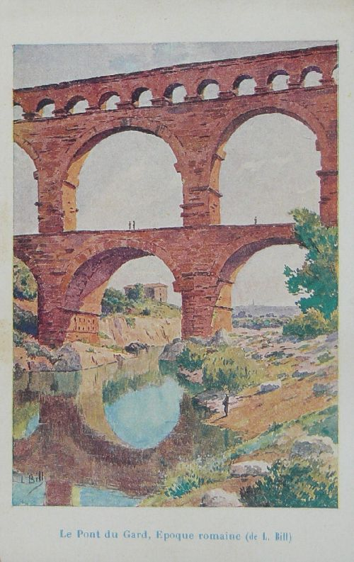 Carte postale de Lina Bill