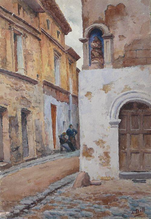 Rue d'Aramon Gard