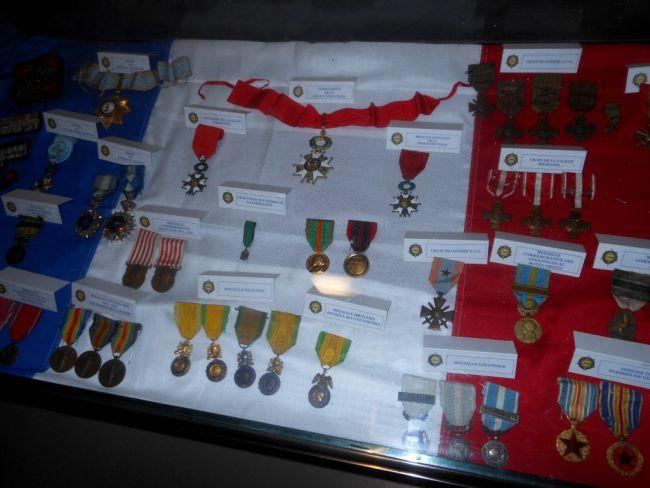 2010 : Les Médailles officielles Françaises
