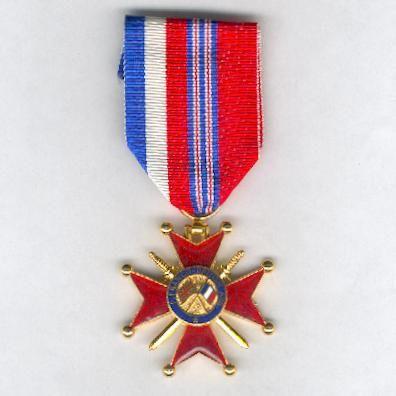 1933 - La Médaille d'Argent de l'ANFB (modèle actuel)