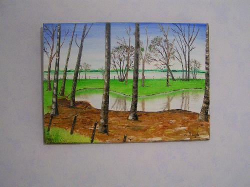 La Loire - 50x70 - 95€