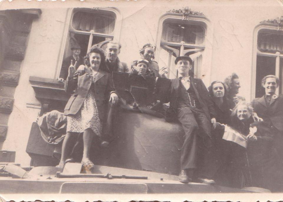 1ère Division Blindée Polonaise du Général Maczek