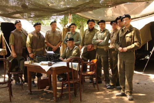Des scouts polonais se souviennent et commémorent