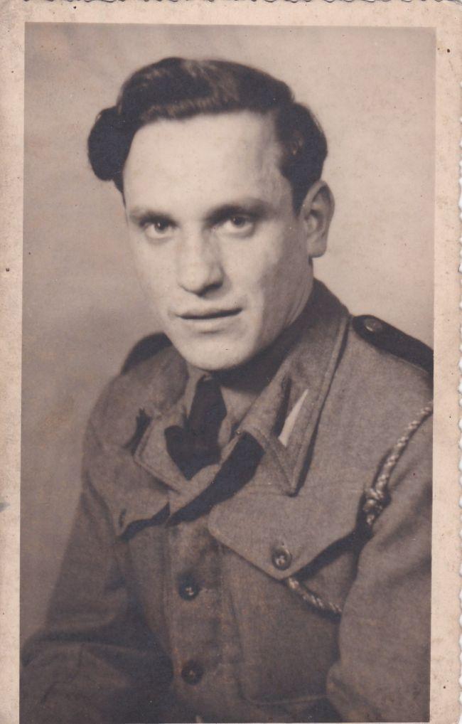 Soldat du bataillon de chasseurs de Podhale