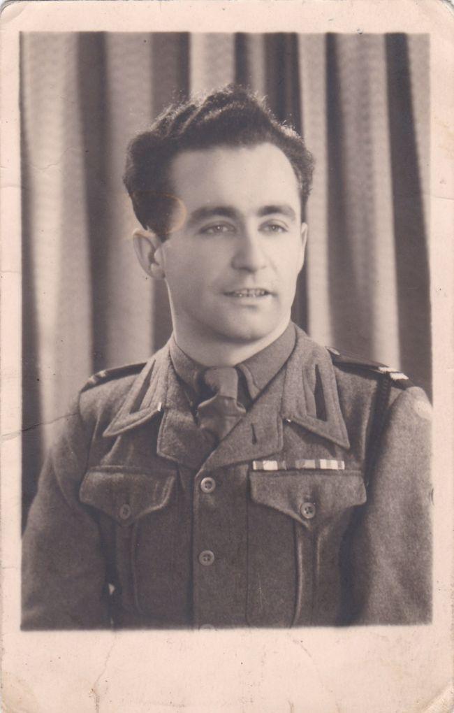 Caporal du 8ème bataillon de chasseurs