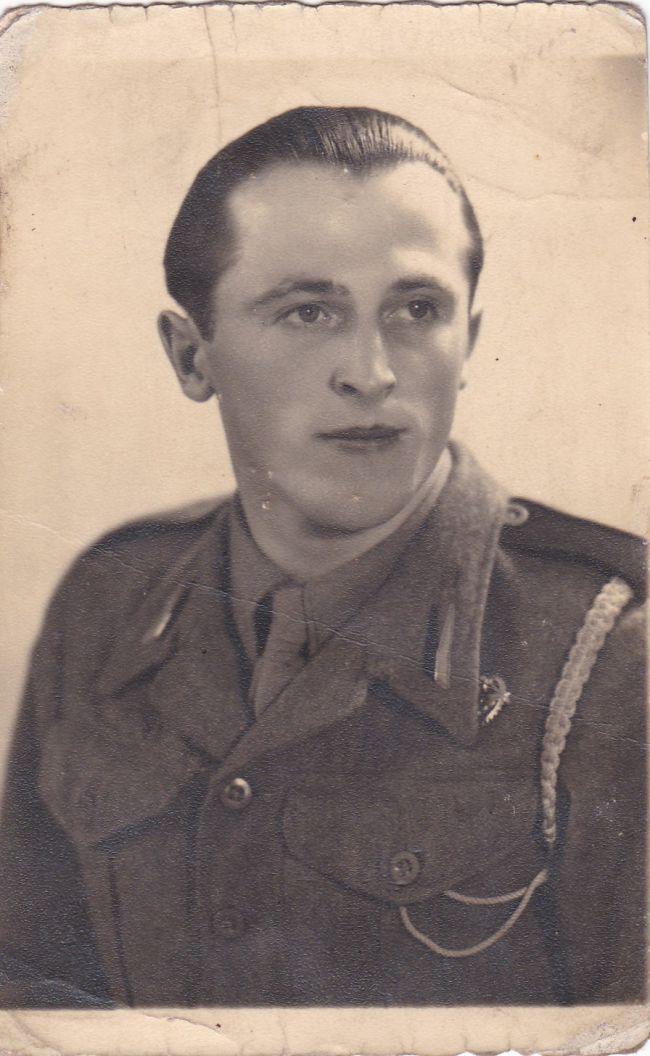 Soldat du 2ème régiment blindé