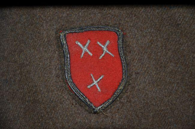 Insigne honorifique du 8ème bataillon de chasseurs